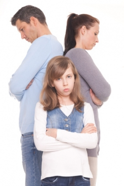 Familie nach Teenager begehen Selbstmord
